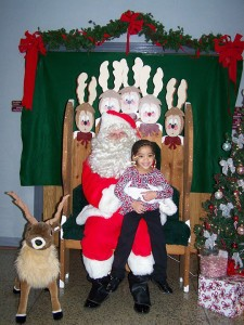photos w santa