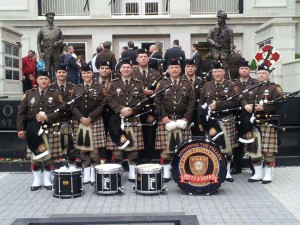 PIPES N DRUMS BAND
